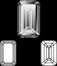 Slijpvorm: Emerald - by Marcel Vermeulen