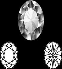 Slijpvorm: Ovaal - by Marcel Vermeulen