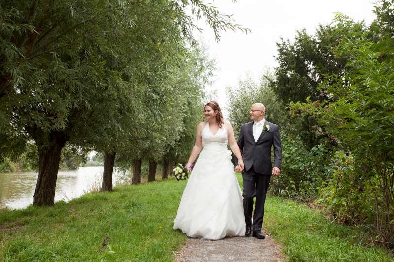 De mooiste dag, met prachtige trouwringen
